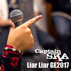 Captain SKA                                                                                   - Liar Liar GE2017 Mp3