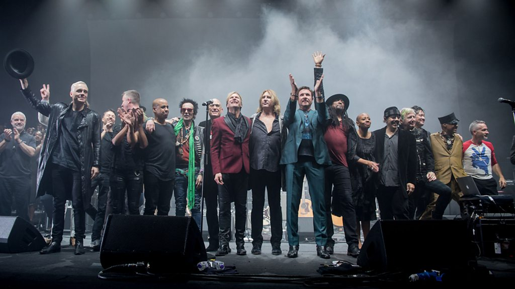 Music News LIVE: Celebrating David Bowie with Gary Oldman and friends
