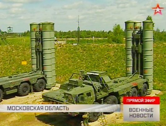 Russian Defence Ministry TV channel Zvezda is keen to highlight the country's military capabilities