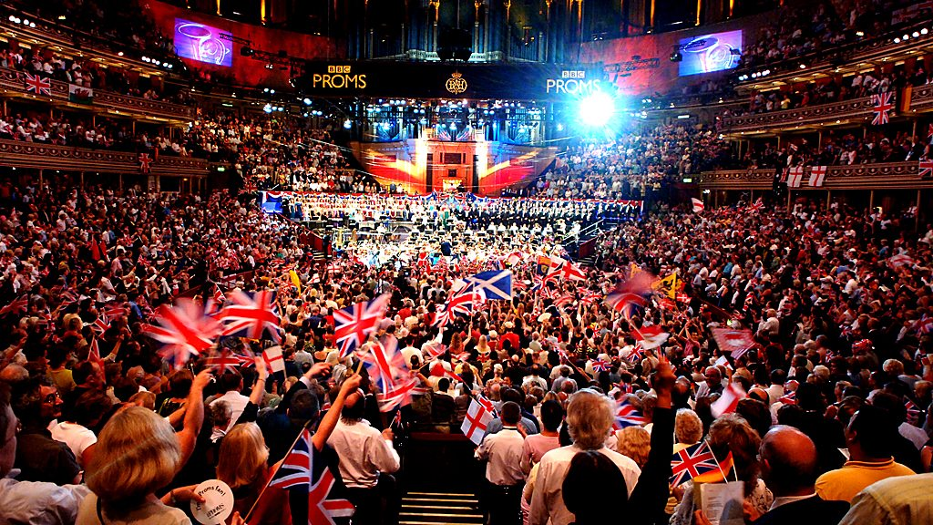 Last Night of the Proms: Video coverage