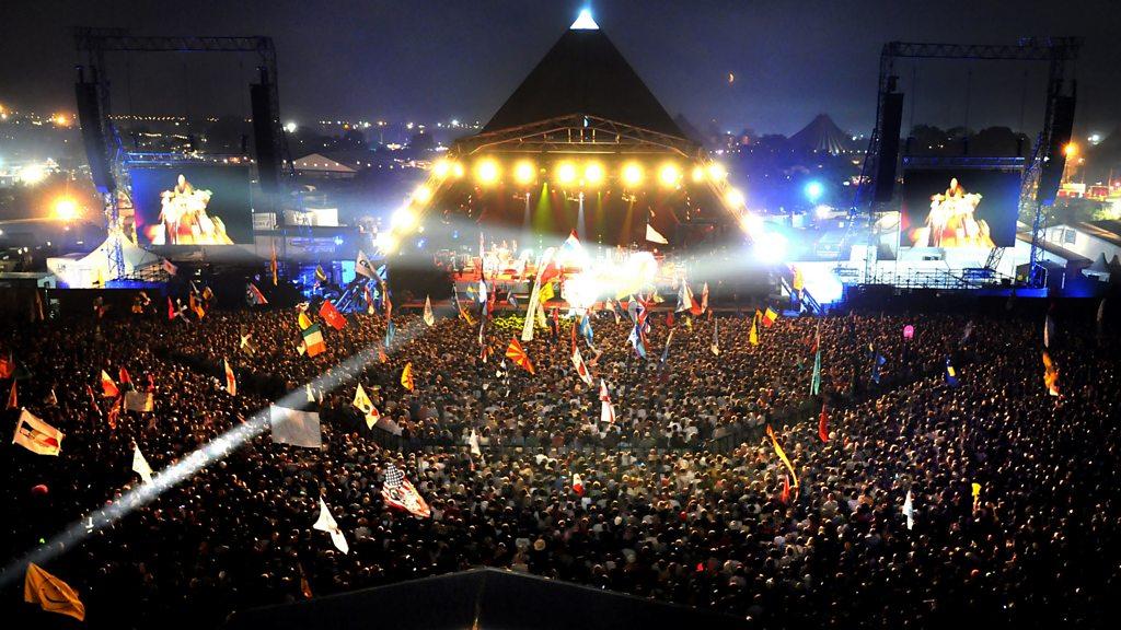 Pyramid Stage - Friday