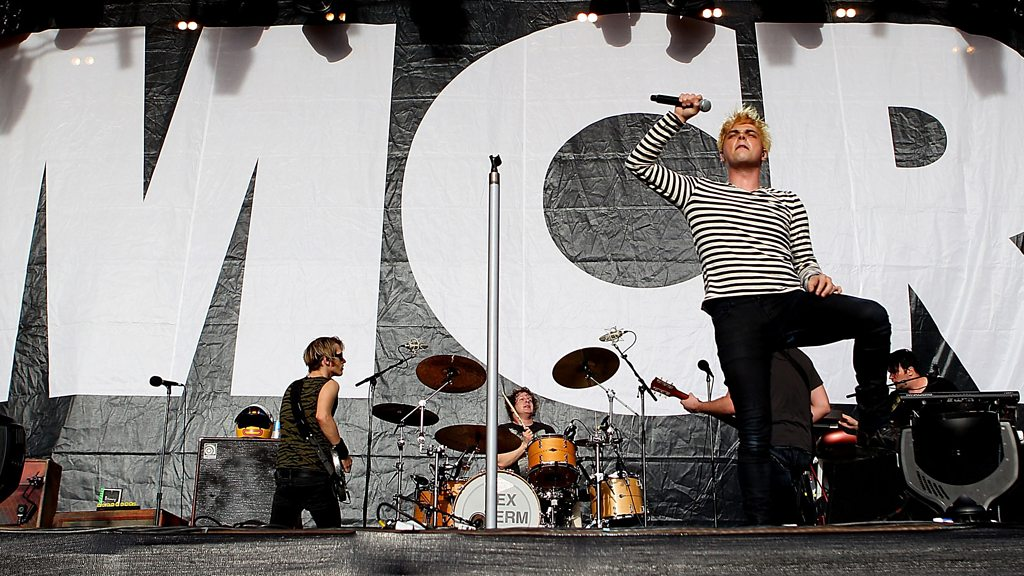 Music News LIVE: My Chemical Romance reunion?
