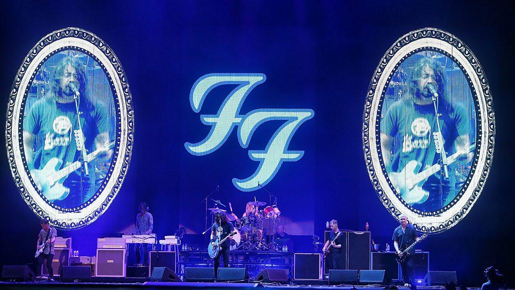 Foo Fighters drop another huge Glasto hint