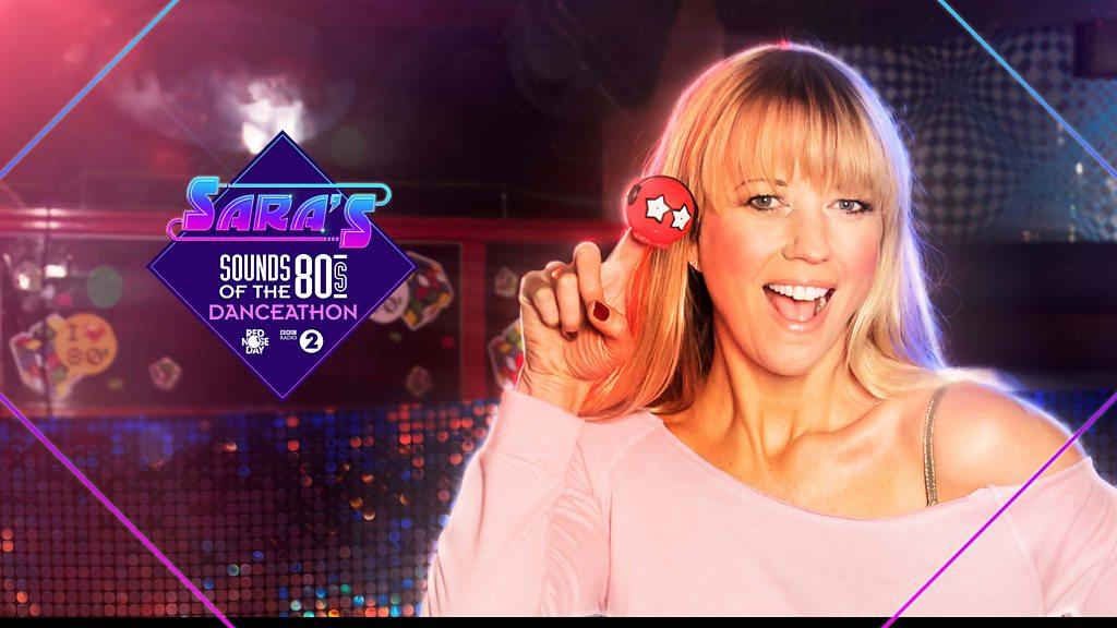 Sounds of the 80s Red Nose Danceathon with Sara Cox