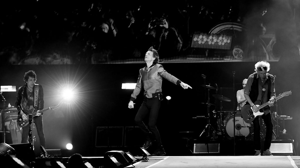 Rolling Stones heading back on the road, this time in Europe