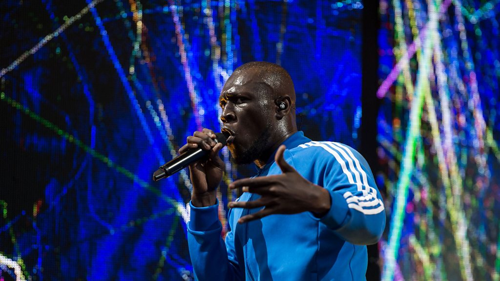Stormzy 'serious' about track with Love Island's Kem