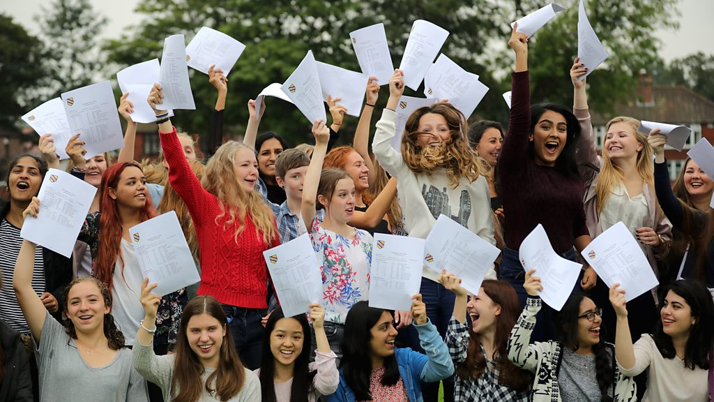 GCSE Results Day 2017 Live