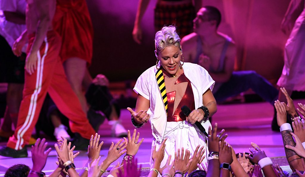 Pink: She swung for me in a club!