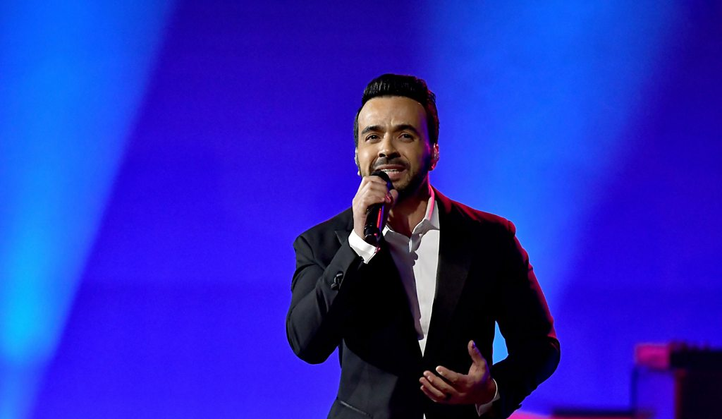 Despacito crowned king of the Latin Grammys