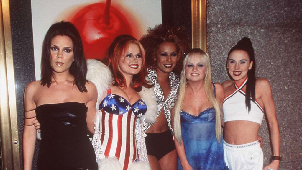Stop right now...Spice Girls reunion 'not happening'