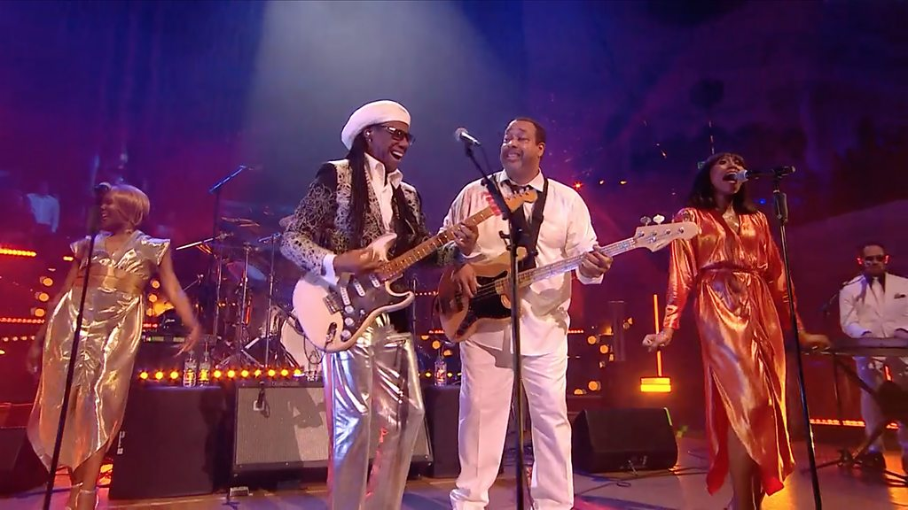 Nile Rodgers & CHIC: Good Times 2017 - 2018
