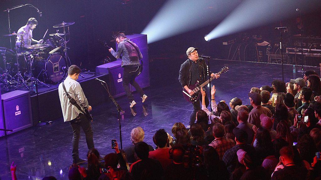 Fall Out Boy, KOL and Kendrick to headline Reading + Leeds