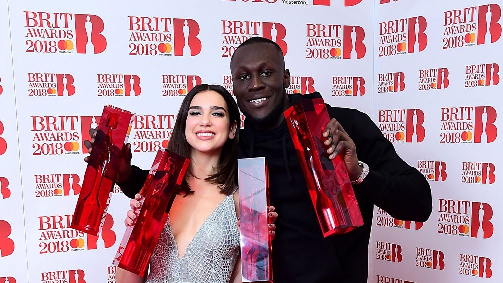 Brit Awards 2018: Dua Lipa and Stormzy steal the show