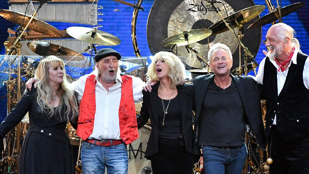Go Your Own Way: Fleetwood Mac fire star