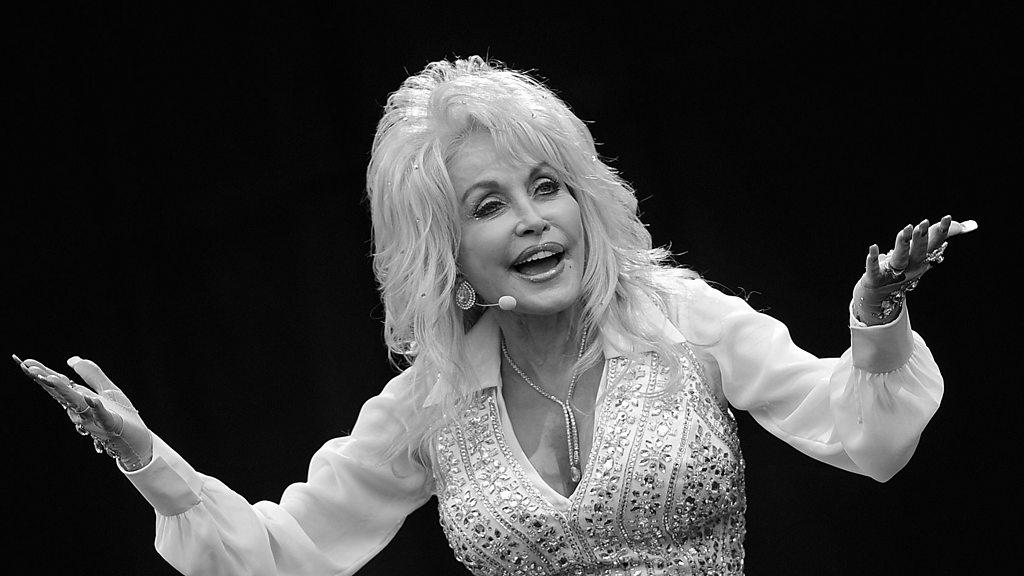 Netflix announces Dolly Parton anthology show